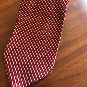 Brooks Brothers Red/Gray Pinstripe